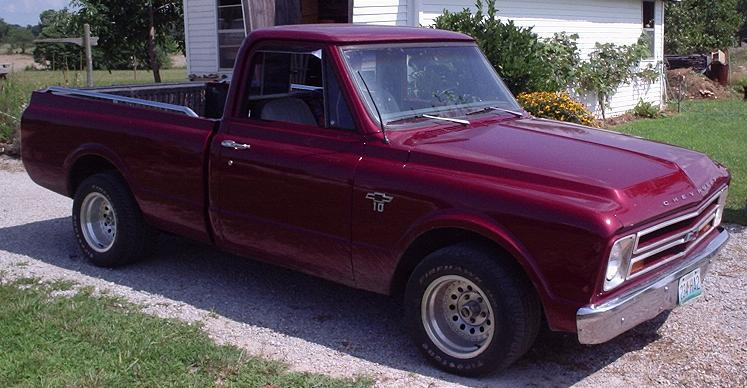 67 72 chevy truck wood beds autos post