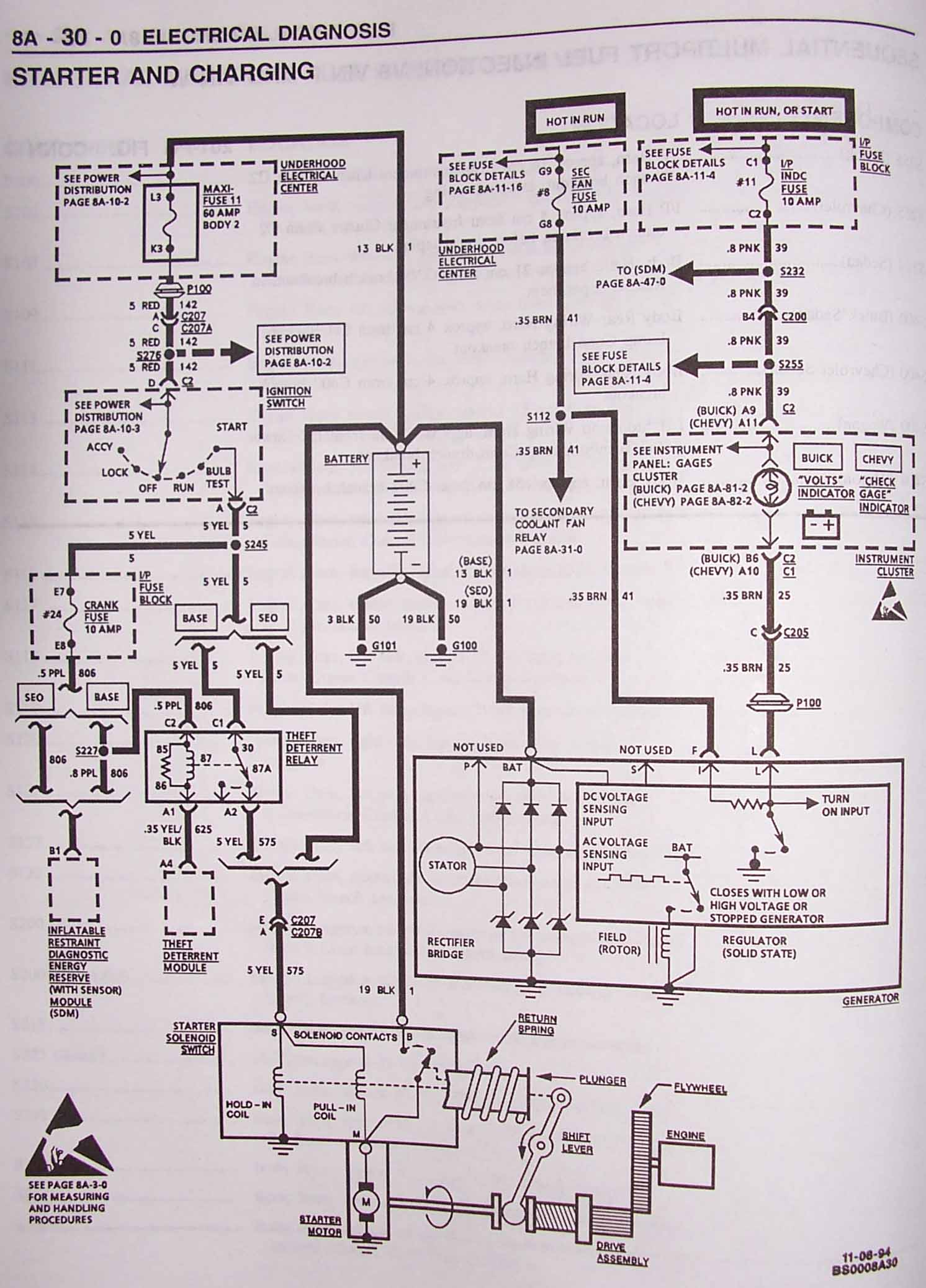 Lt1 Wiring Schematic Diagram Data A Hot Rod Harness Cooling System