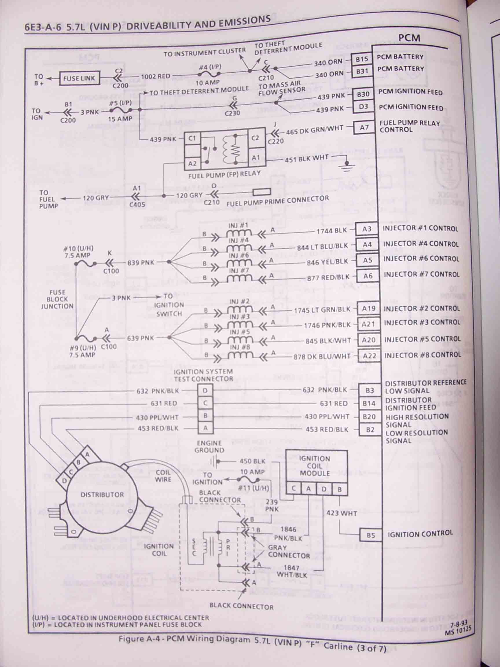 1994 Z28 Camaro Ignition Coil Wiring Diagram 44 1972 Corvette Basic 100 1775 Question No Injector Pulse After Rebuild Ls1lt1 Forum Lt1 1981