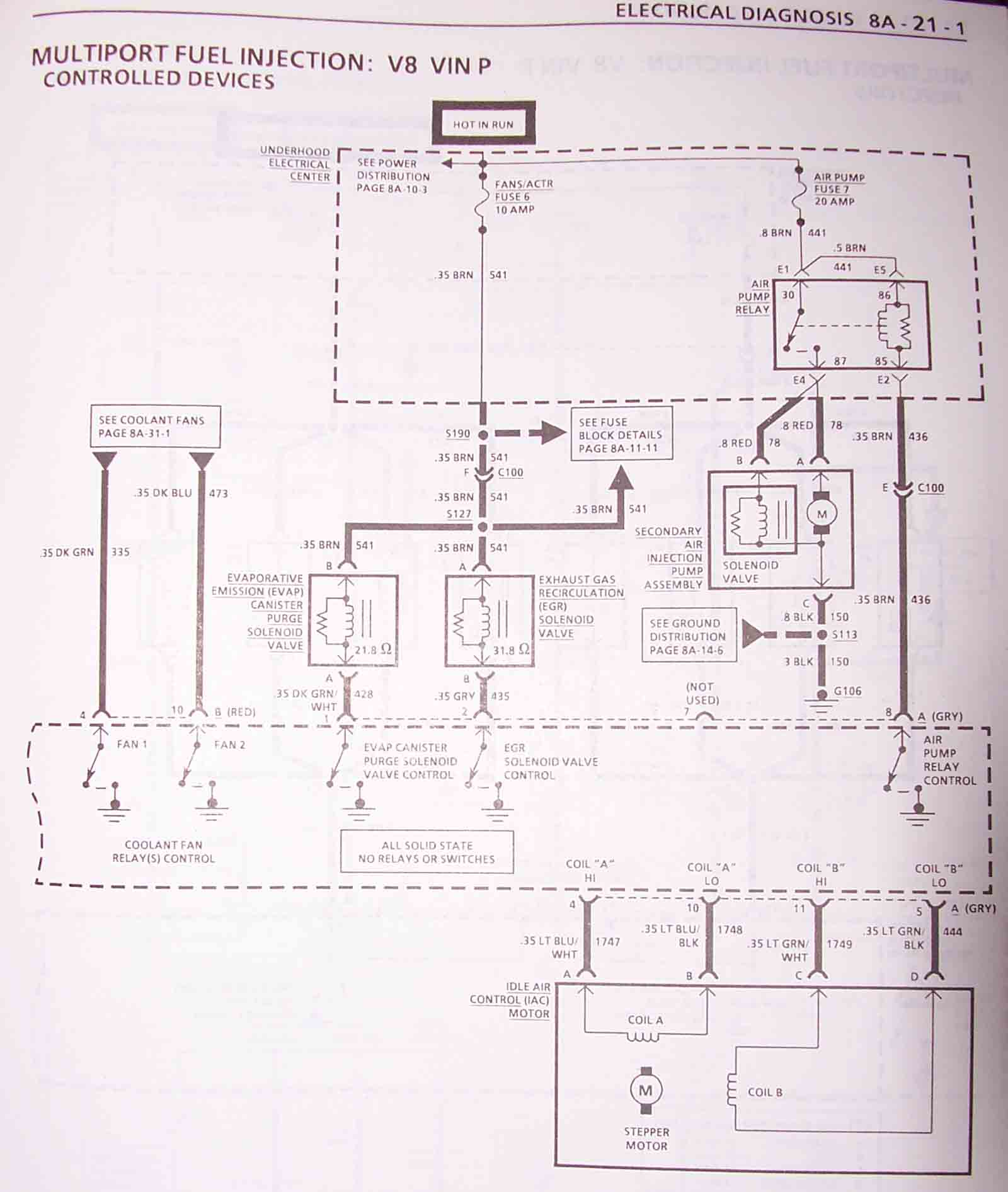 Lt1 Iac Wiring North East Fbody Association Wire Data Schema Diagram 93 21 Images