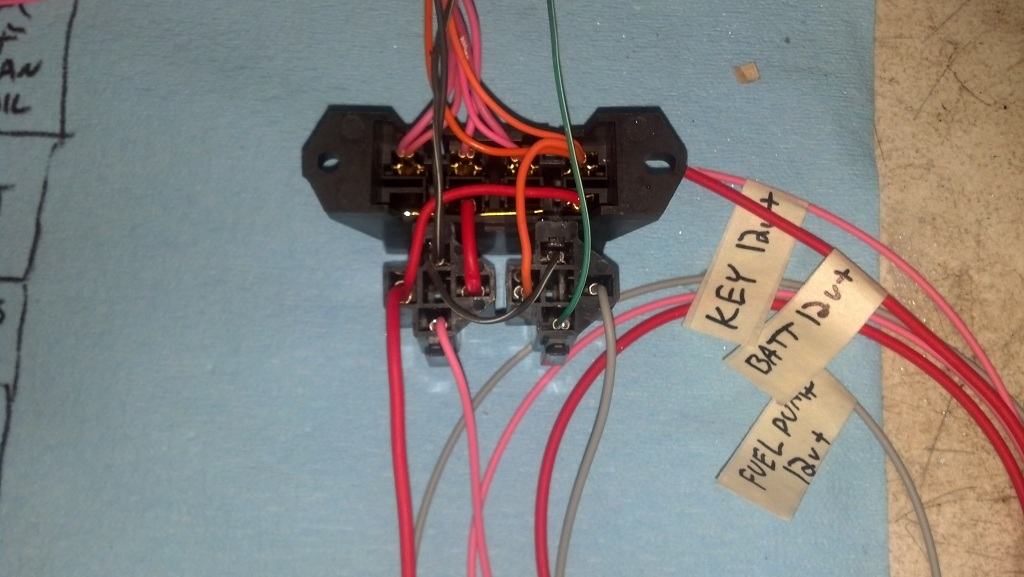 Fuse Box Jumper : Dorman fuse box wiring diagram images