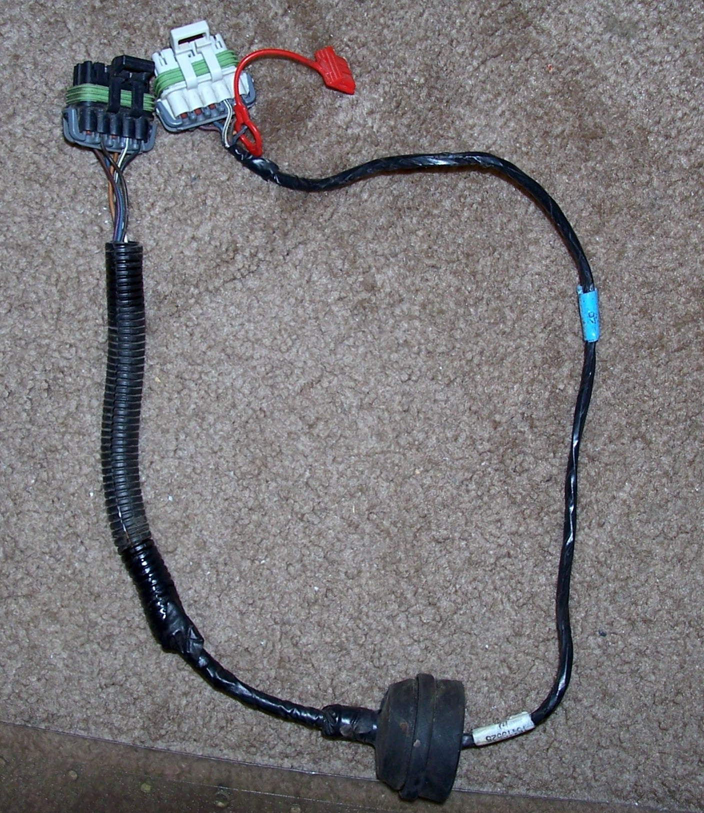 Gm Drive By Wire Harness Center 8 Circuit Wiring How To Identify Vortec Truck Engine Rh Lt1swap Com Headlight